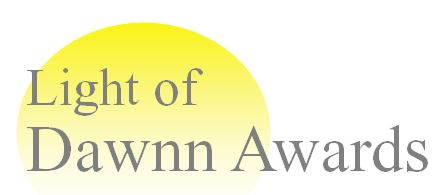 Light of Dawnn Awards Logo